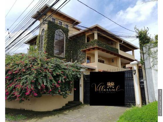 v27 casa con vista en alquiler curridabat