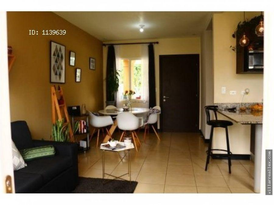 v59 espaciosa casa en venta alajuela