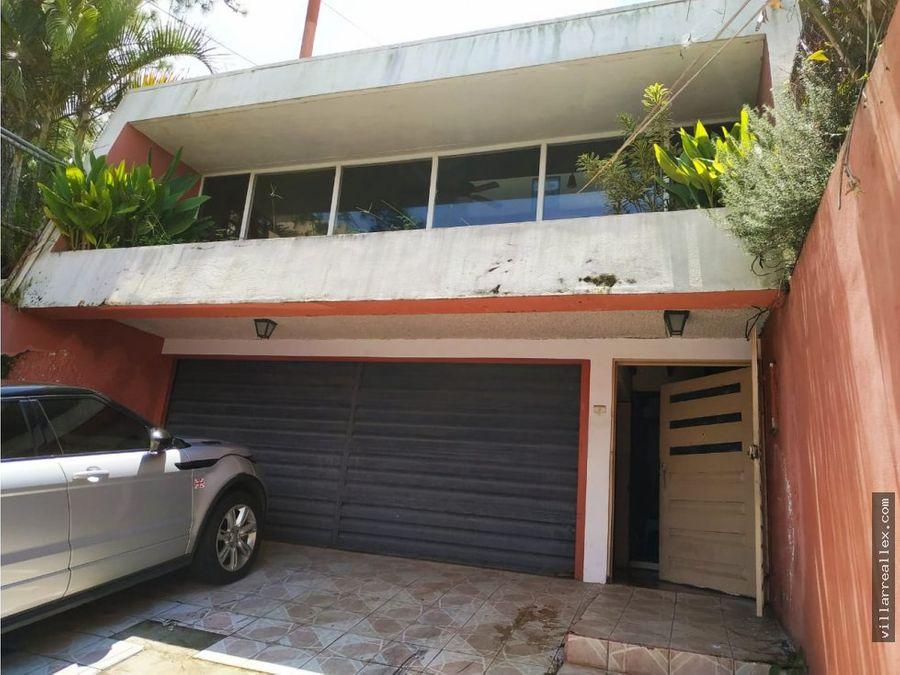 v65 venta propiedad para inversion escazu