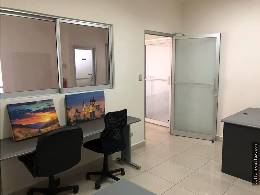 oficina en alquiler en santa ana d12