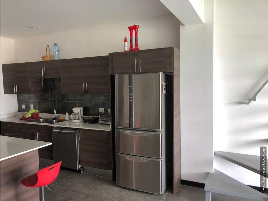 apartamento en alquiler santa ana d23