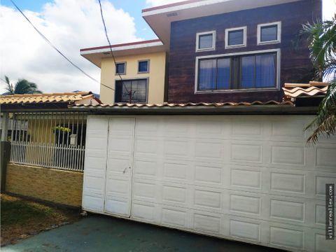 v49 acogedora casa en venta ciudad colon
