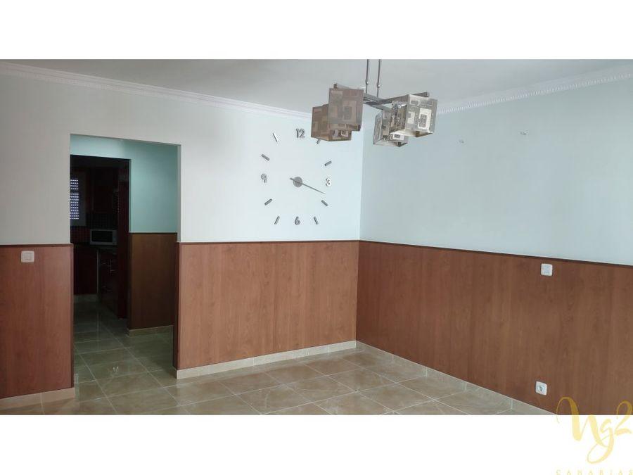 piso reformado en venta candelaria