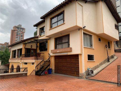 venta de casa en el poblado alejandria