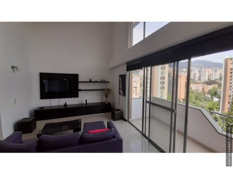 venta de apartamento duplex poblado castropol