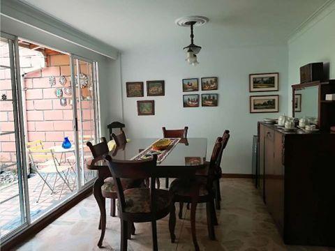 casa en venta envigado sector loma del escobero