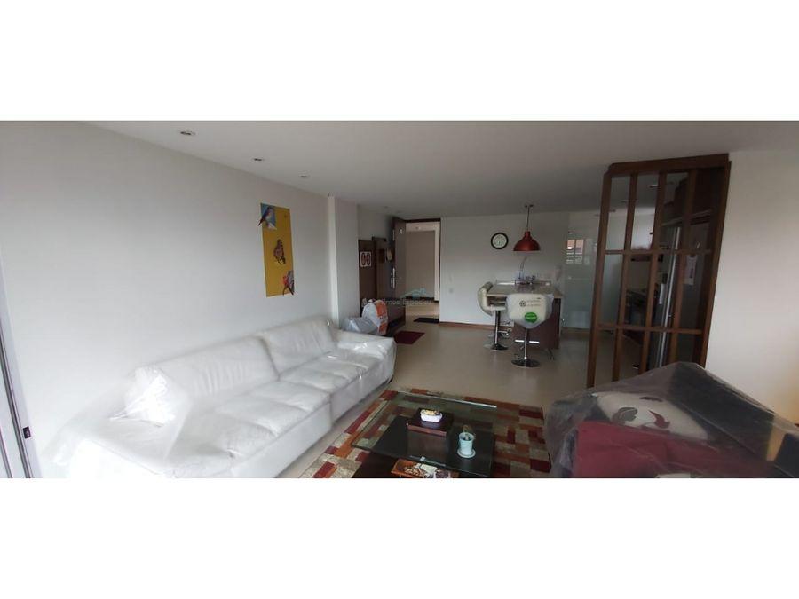 apartamento en venta envigado loma del esmeraldal