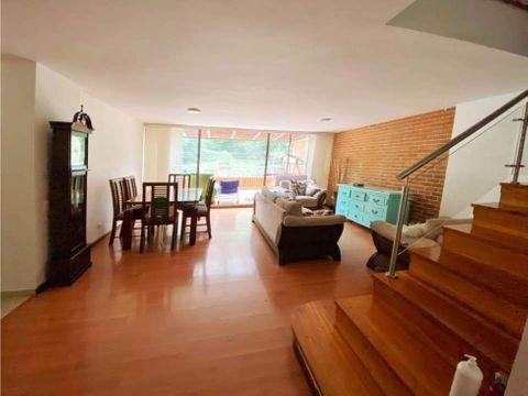 apartamento duplex en venta medellin sector san lucas el poblado