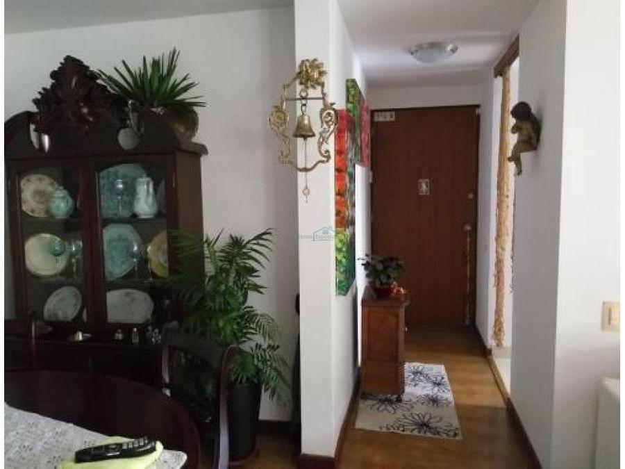 apartamento en venta loma de los balsos el poblado medellin