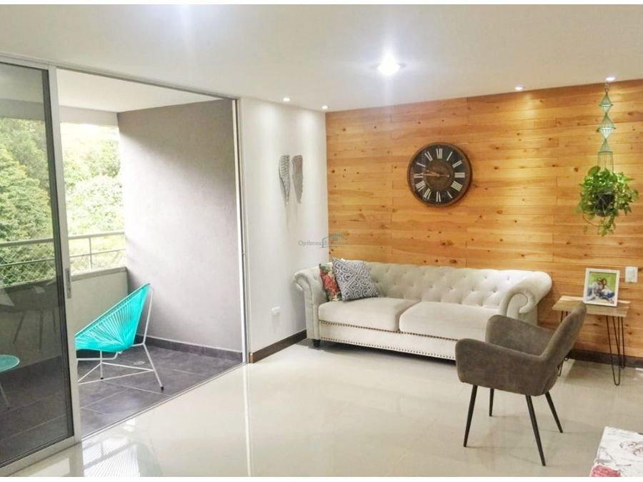 apartamento en venta cumbres envigado