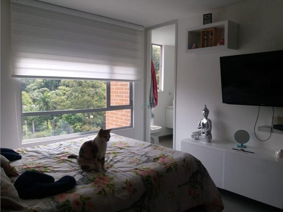 apartamento en venta el poblado sector palmas