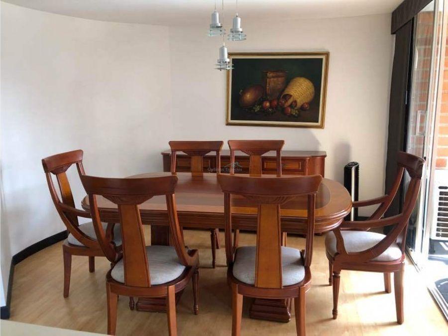 apartamento en venta el poblado sector las lomas medellin