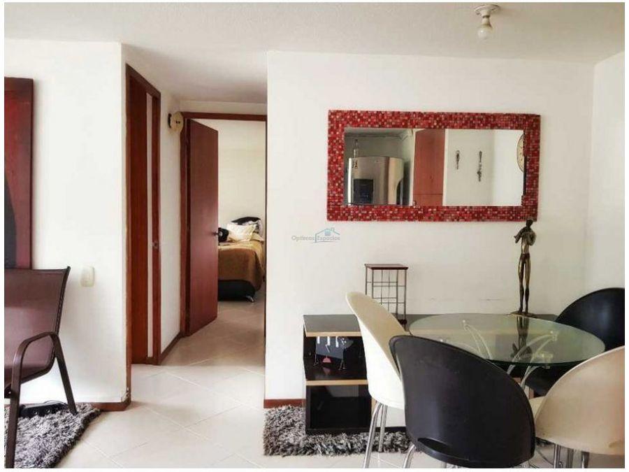 apartamento en venta loma el indio medellin