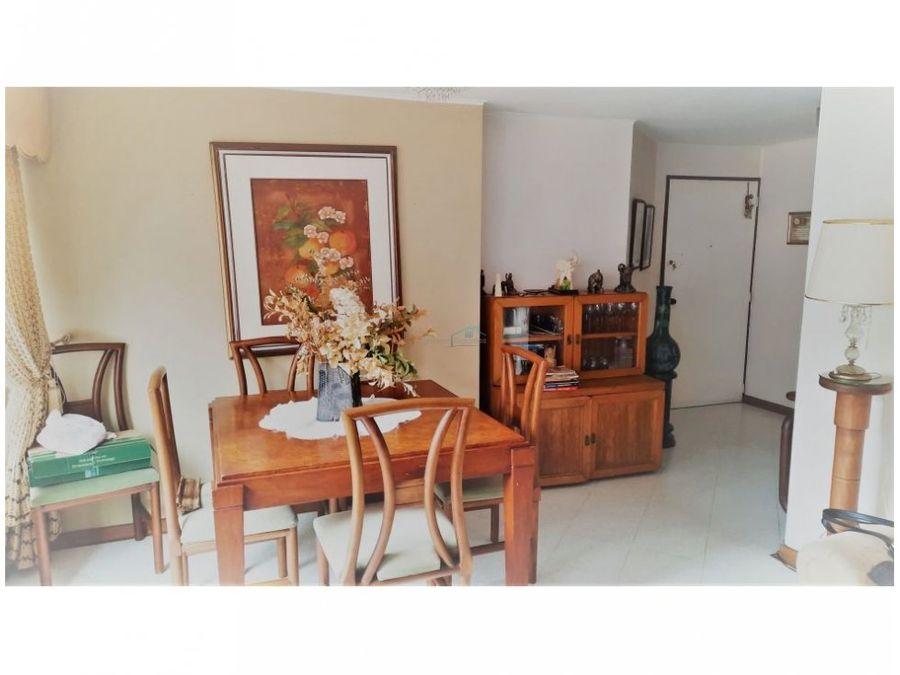 apartamento en venta el poblado sector la concha