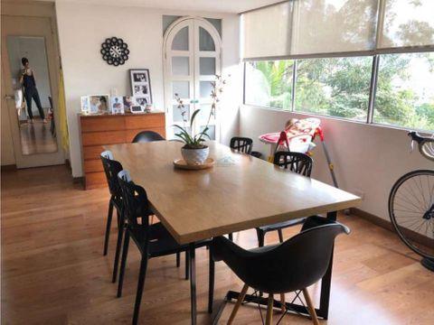 apartamento en venta medellin sector altos del poblado