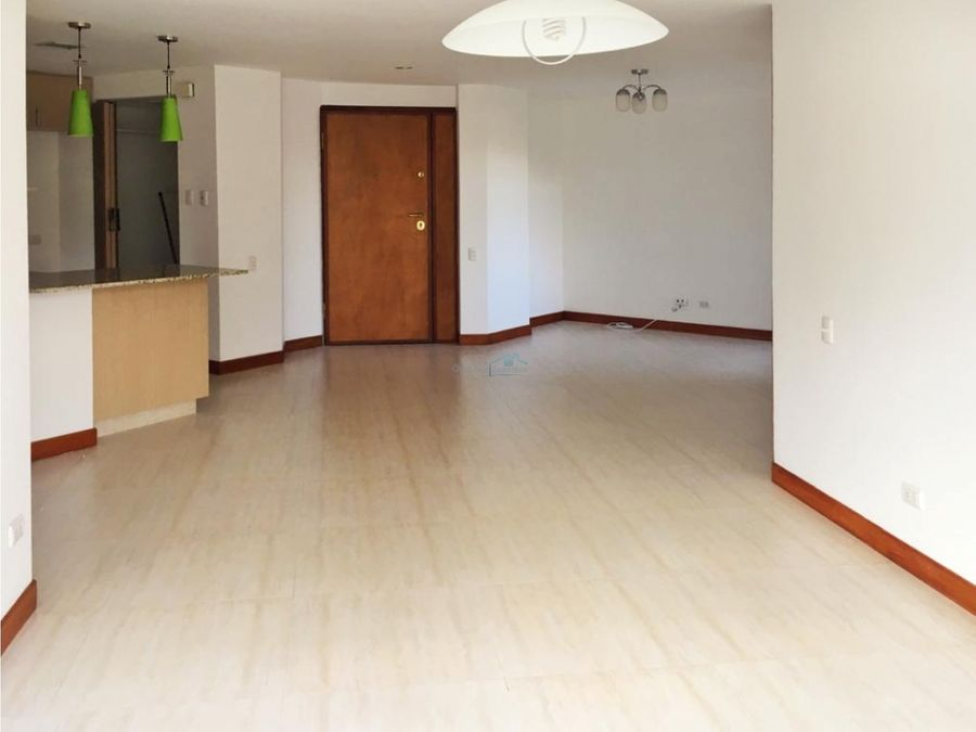 apartamento en venta el poblado sector el campestre medellin