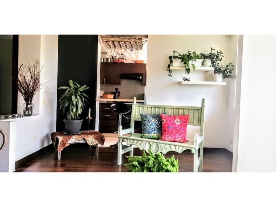 apartamento en venta el poblado sector san lucas