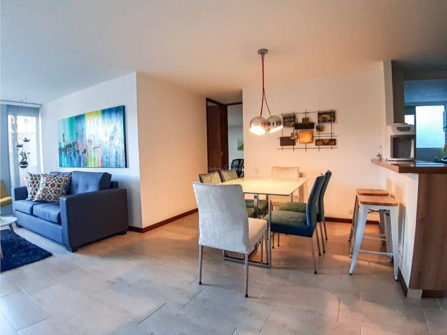 apartamento en venta parte baja de envigado sector jardines