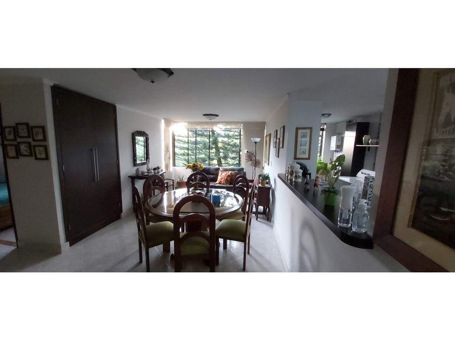 apartamento en venta el poblado sector inter