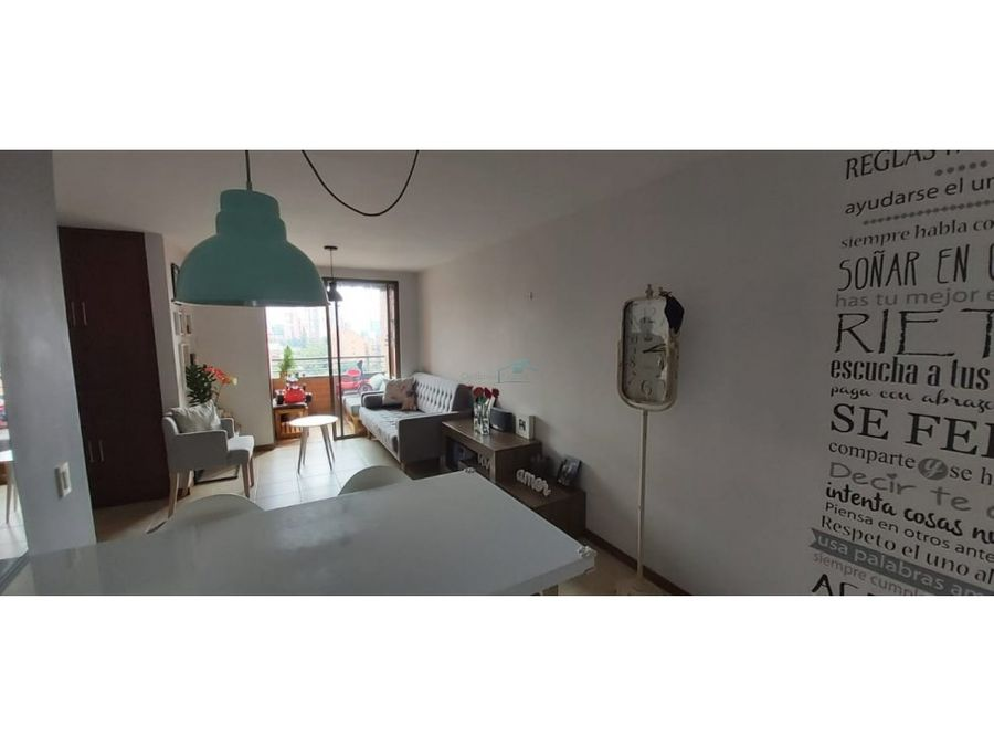 apartamento en venta el poblado loma de los parra