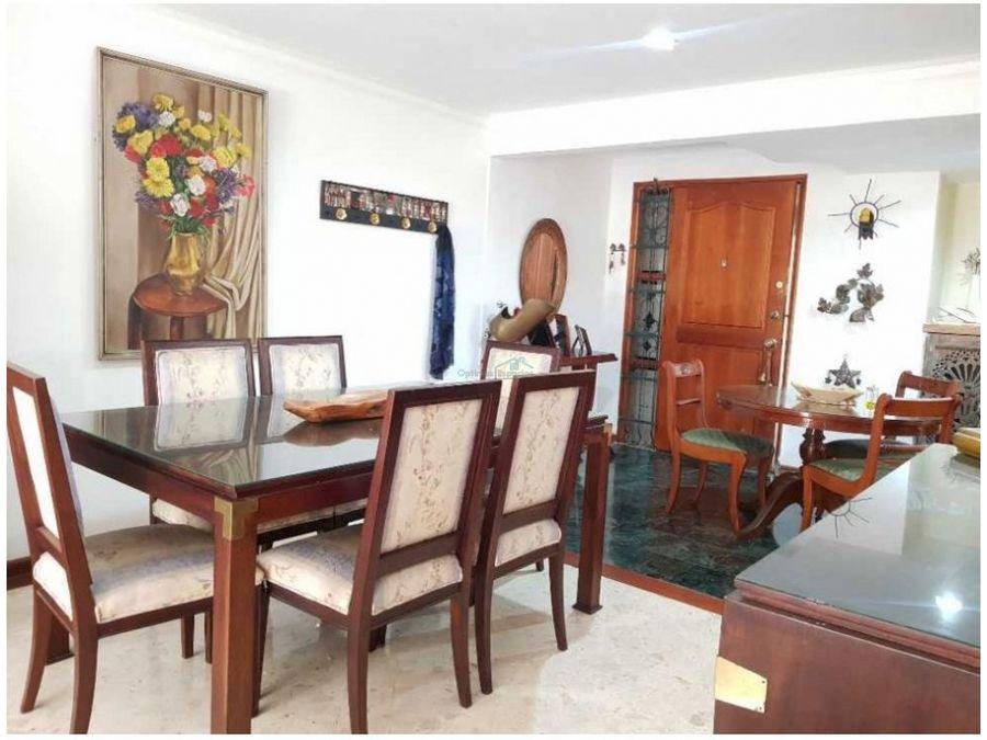 apartamento en venta el poblado sector castropol