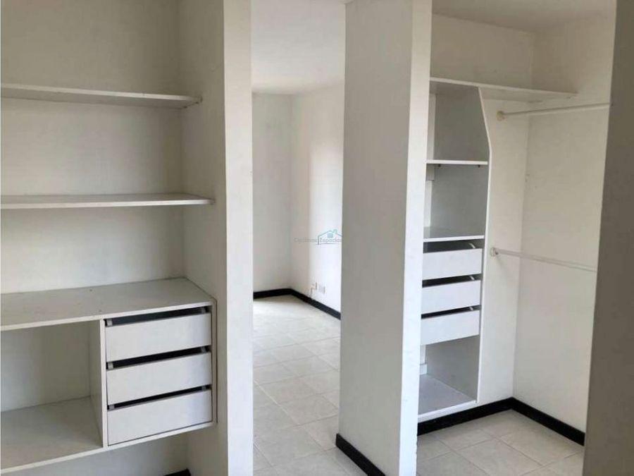 apartamento en venta el poblado sector palmas medellin