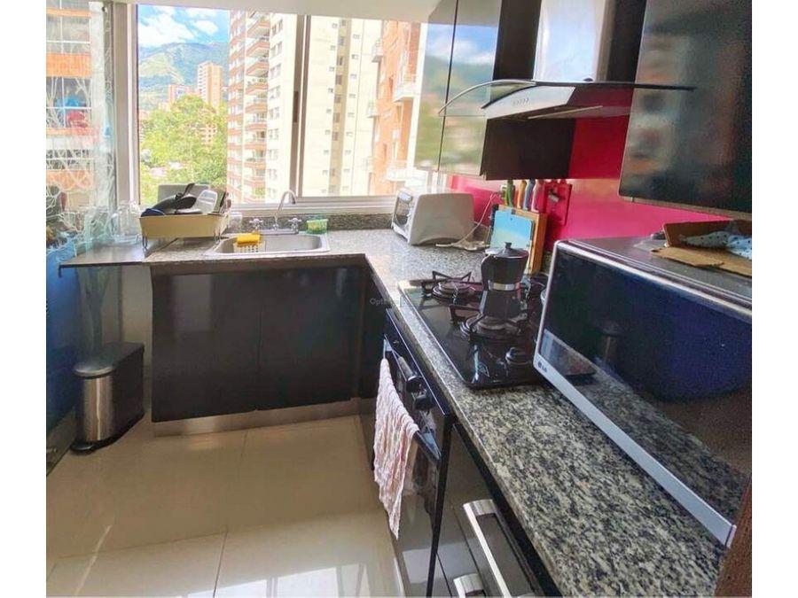 apartamento en venta el poblado sector santafe