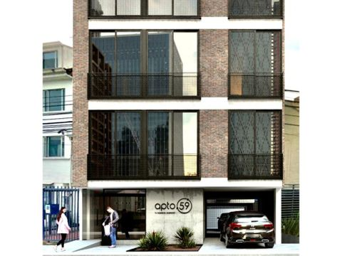 venta de mini apartamentos en la calle 59 bogota