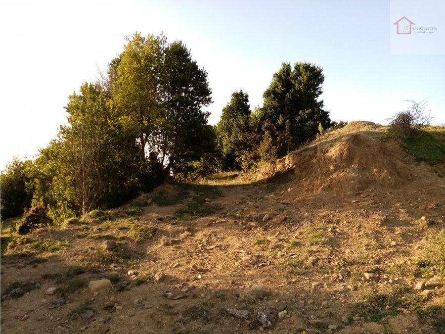 terreno en la costa de valdivia
