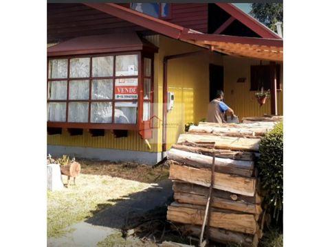 casa en venta villa los copihues en valdivia