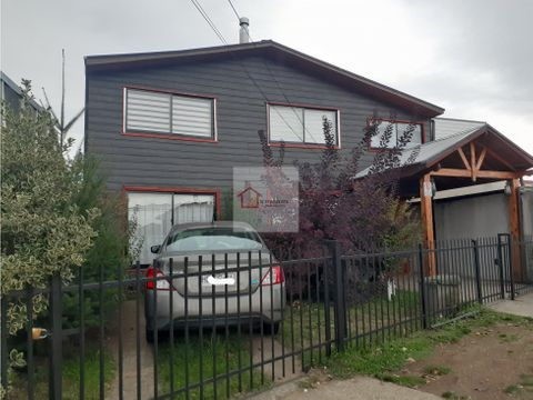 amplia casa en venta sector pedro montt valdivia