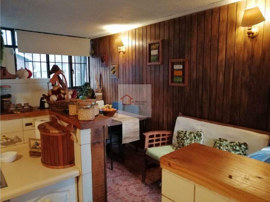 excelente casa en sector el bosque valdivia