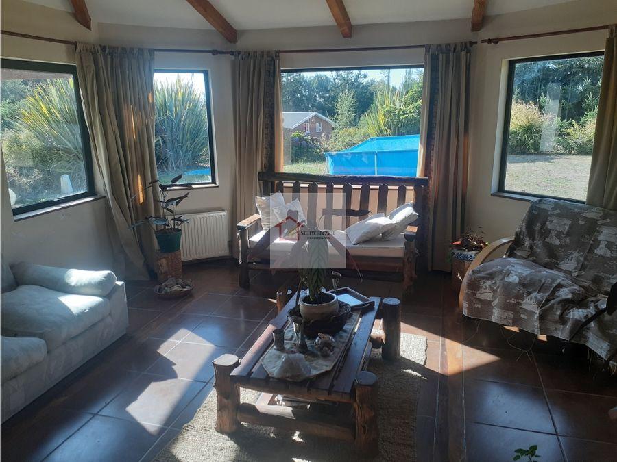 linda casa en condominio los robles de pilauco en osorno