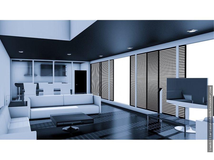 casa moderna cumbaya