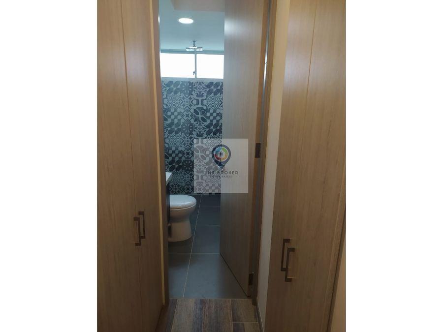 alquiler moderno apartamento sector pinares pereira