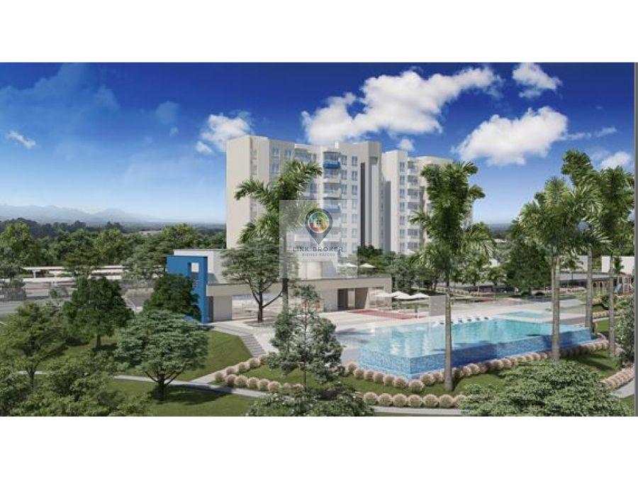 venta espectacular apartamento sector cerritos pereira