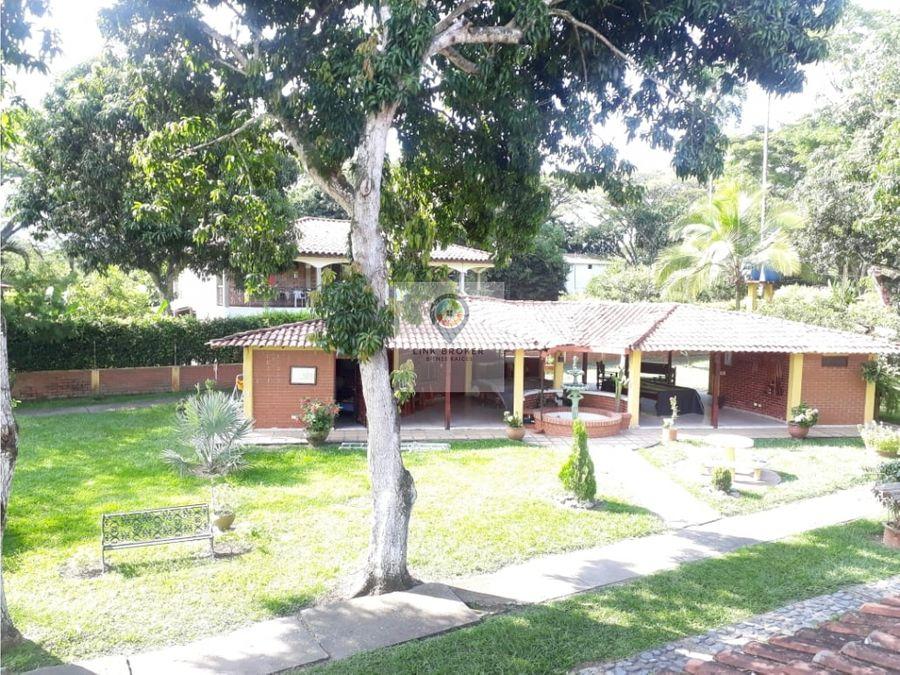 venta casa campestre viterbo