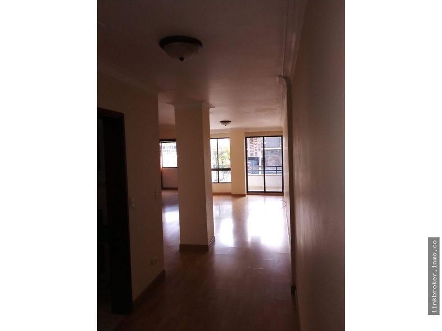 apartamento sector parque arboleda
