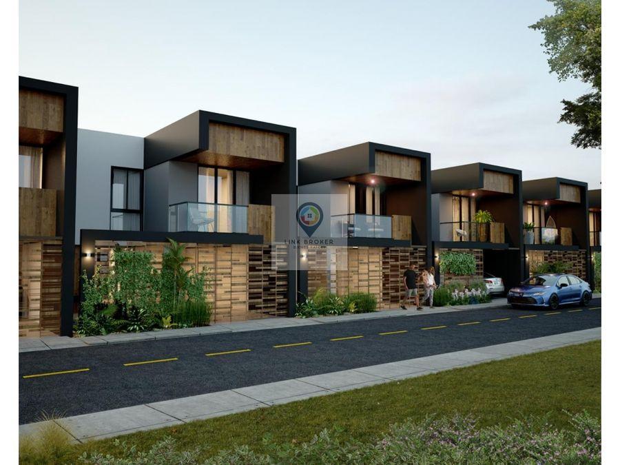 proyecto nuevo de casas ubicado en pereira cerritos