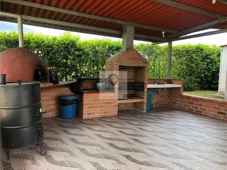 venta casa campestre en combia pereira