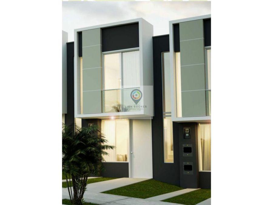 venta casa nueva en variante condina pereira