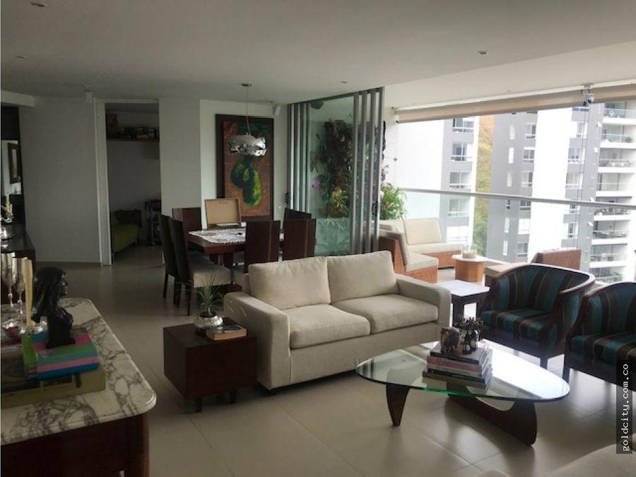 venta exclusivo apartamento santa teresita oeste de cali