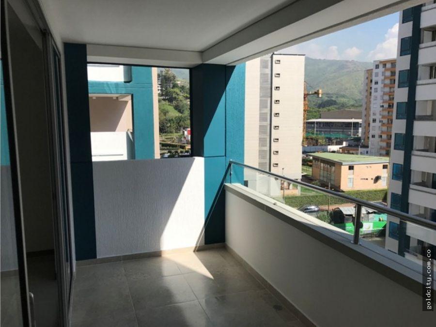 apartamento en alquiler norte de cali barrio la flora olivenza