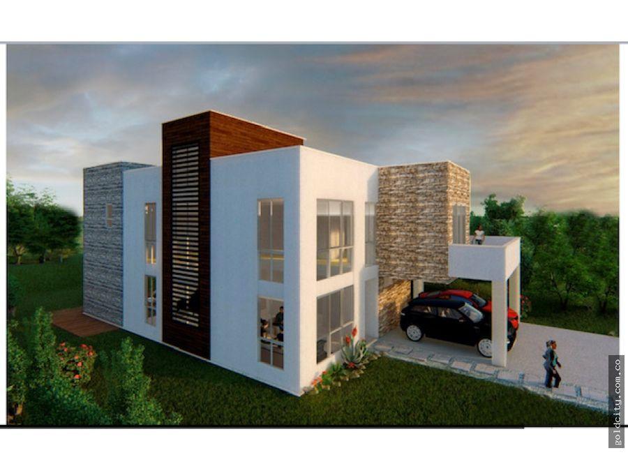 venta casa con diseno exclusivo en condominio pance sur de cali