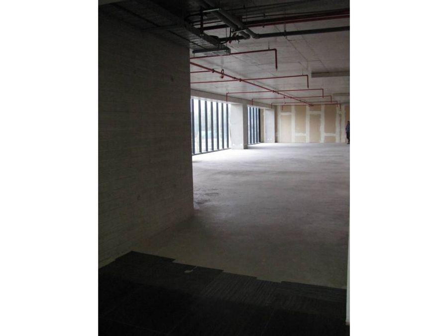 oficina arriendo 259 mt2 ciudad empresarial