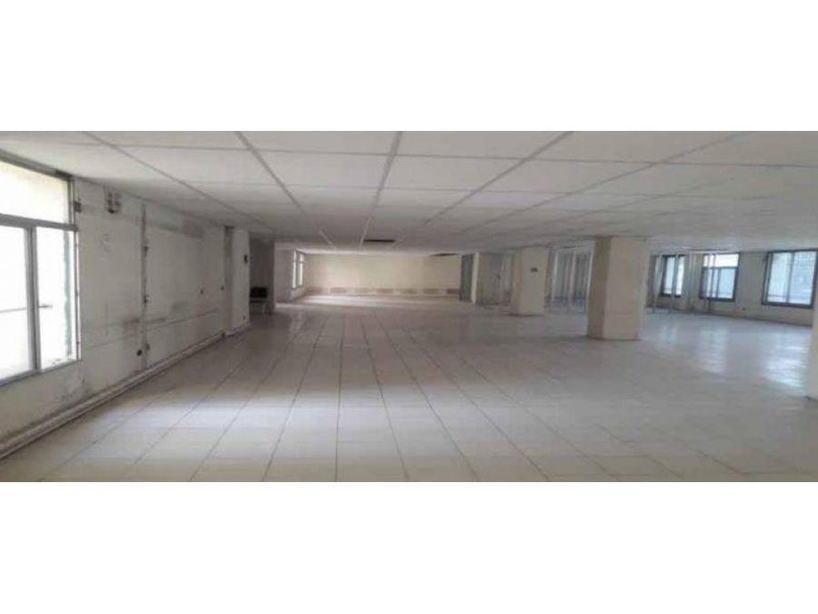 oficina arriendo 615 mt2 centro santiago