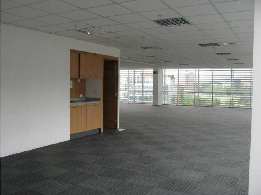 oficina arriendo 280 mt2 ciudad empresarial