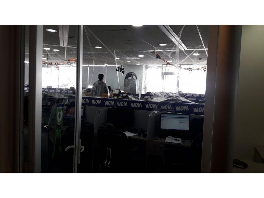oficina arriendo 400 mt2 el salto autopis vespucio
