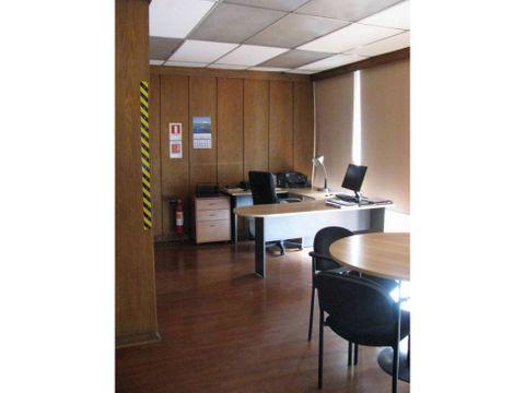 oficina arriendo 150 mt2 plaza armas