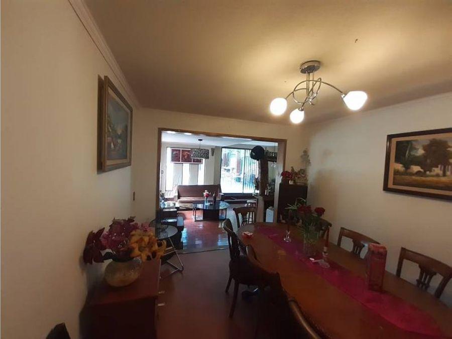 casa venta 6d 4b 2e av macul alto la florida